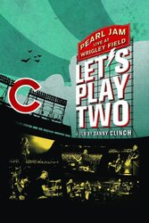 PEARL JAM - LET'S PLAY TWO / BLU-RAY