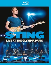 STING - LIVE AT THE OLYMPIA PARIS / BLU-RAY