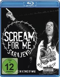 DICKINSON BRUCE - SCREAM FOR ME SARAJEVO / BLU-RAY
