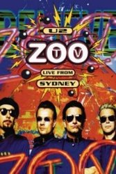 DVD U2 - ZOO TV / LIVE FROM SYDNEY