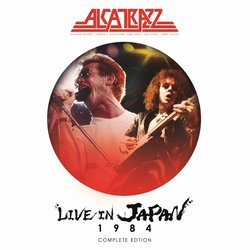 ALCATRAZZ - LIVE IN JAPAN / COMPLETE EDITION / BLU-RAY / BRD+2CD
