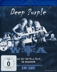 DEEP PURPLE - FROM THE SETTING SUN / 3D BLU-RAY