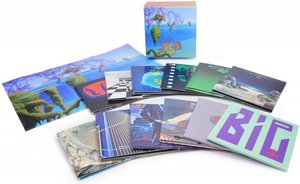 YES - COMPLETE ATLANTIC STUDIO ALBUMS 1969-1987 / 12CD
