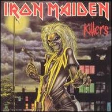 CD Iron Maiden - Killers / Remastered