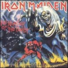 CD Iron Maiden - Number Of The Beast / Remastered
