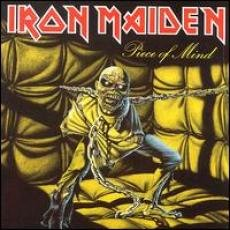CD Iron Maiden - Piece Of Mind / Remastered