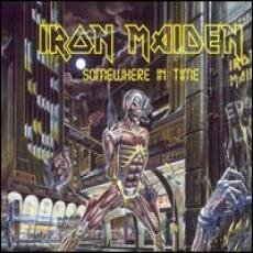CD Iron Maiden - Somewhere In Time / Remastered
