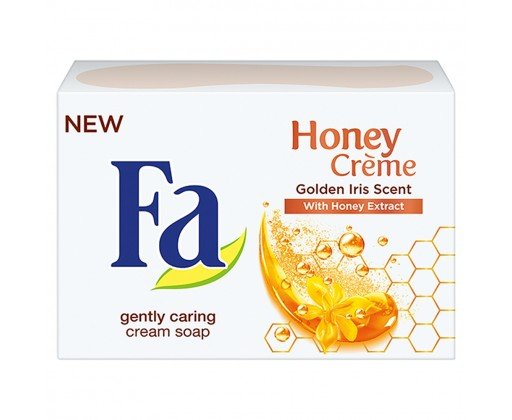 Fa Honey Creme mýdlo 90 g