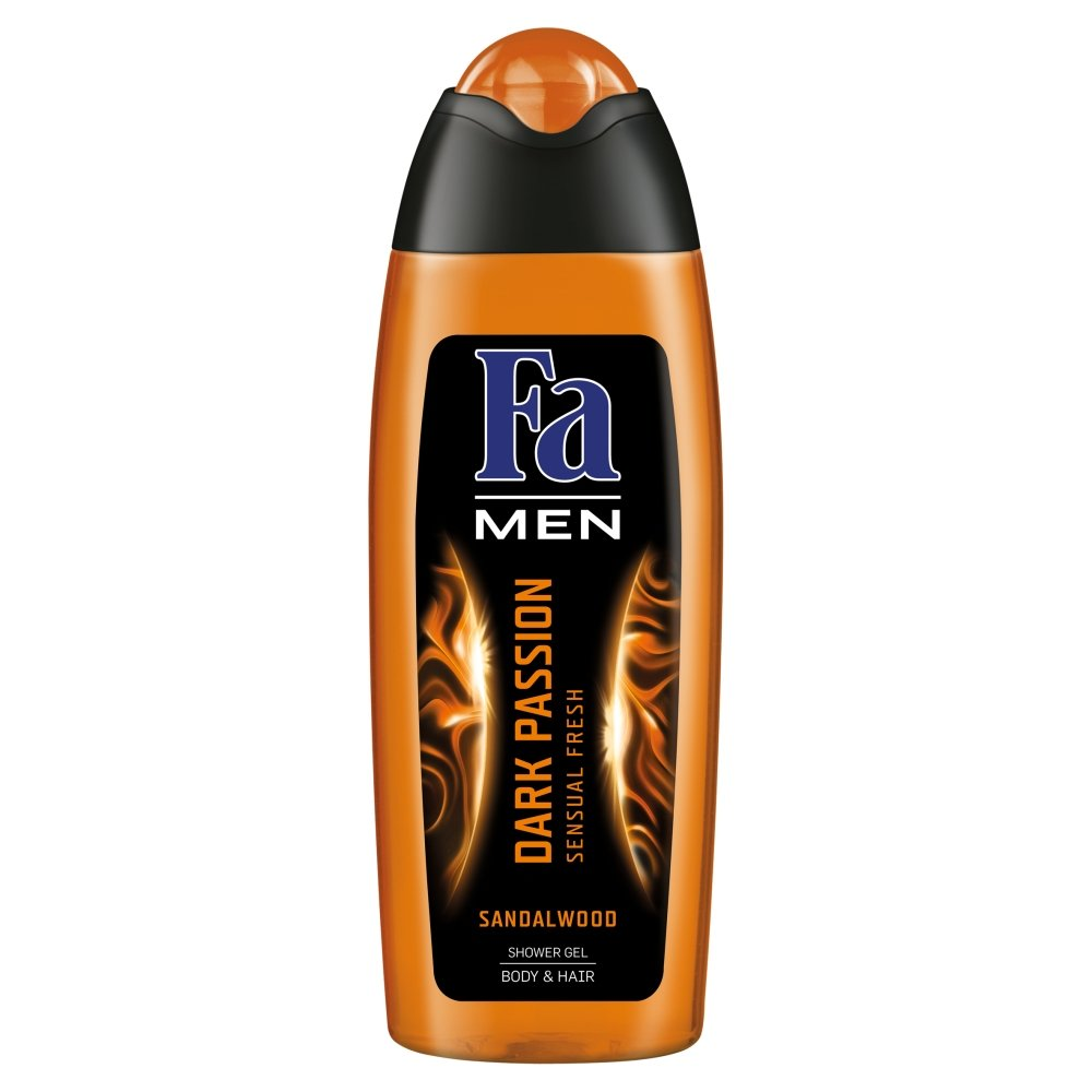 Sprchový gel FA MEN Dark Passion 250 ml