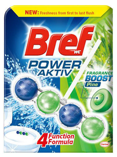 Bref Power Activ WC blok Pine 50 g