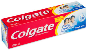 Zubní pasta Colgate Cavity Protection 100 ml