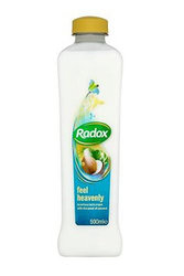 Radox Feel Heavenly pěna do koupele 500 ml