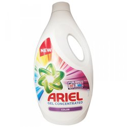 ARIEL gel  50 PD/2750 ml Color