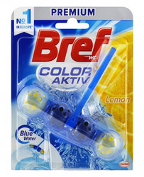 Bref Color Activ WC blok Lemon 50 g