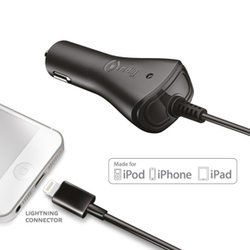 CCIP5 car charger Apple Lightning CELLY