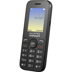 ONETOUCH 1016G Black ALCATEL