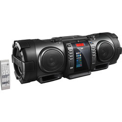 RV NB100B BOOMBLASTER BLUETOOTH DAB+ JVC