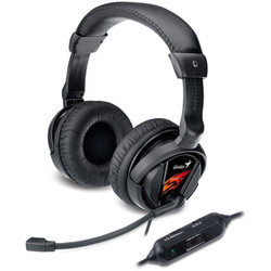 HS-G500V GAMING HEADSET VIBRACE GENIUS