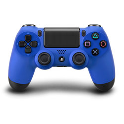 DUAL SHOCK PS4 blue SONY