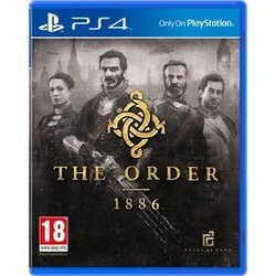 The Order 1886 hra PS4 SONY