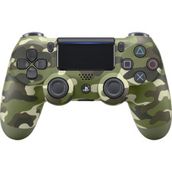 DUAL SHOCK PS4 Green Cammo SONY