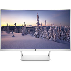 27curved monitor FullHD IPS HP