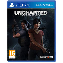 Uncharted: The Lost Legacy hra PS4 SONY