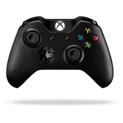 XBOX ONE bezdr. ovladač Black