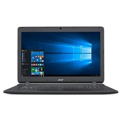 "Ntb Acer Aspire ES17 (ES1-732-C157) Celeron N3350, 4GB, 1TB, 17.3"", HD+, DVD±R/RW, Intel HD 500, BT, CAM, W10 Home  - černý"