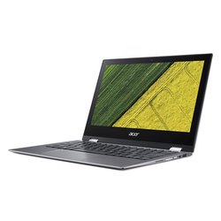 "Ntb Acer Spin 1 (SP111-32N-C2RB) + stylus Celeron N3350, 4GB, 32GB, 11.6"", Full HD, bez mechaniky, Intel HD 505, BT, CAM, W10  - šedý"