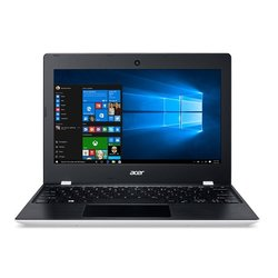 "Ntb Acer Aspire One 11 (AO1-132-C3WT) Celeron N3060, 2GB, 32GB, 11.6"", HD, bez mechaniky, Intel HD 400, BT, CAM, W10 + MS Office 365 na jeden rok zdarma - černý/bílý"