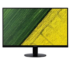 "Monitor Acer SA270bid 27"",LED, IPS, 4ms, 100000000:1, 250cd/m2, 1920 x 1080,"