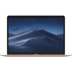 "Ntb Apple MacBook Air 13"" 128 GB - Gold i5-8GB, 128GB, 13.3"", WQXGA, bez mechaniky, Intel HD Graphics 617, BT, FPR, CAM, macOS Mojave"