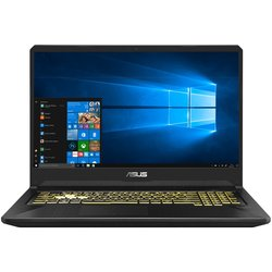 "Ntb Asus TUF Gaming FX705DU-AU070T R7-3750H, 16GB, 512+1000GB, 17.3"", Full HD, bez mechaniky, nVidia GeForce GTX 1660 Ti, 6 GB, BT, CAM, W10 Home  - černý"