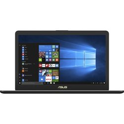 "Ntb Asus VivoBook Pro N705FN-GC018T i5-8265U, 8GB, 128+1000GB, 17.3"", Full HD, bez mechaniky, nVidia MX150, 2GB, BT, CAM, W10 Home  - šedá"