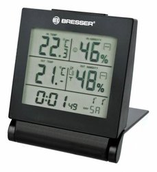 Bresser MyTime Travel Alarm Clock Weather Station