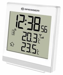 Bresser TemeoTrend SQ RC Weather Station-white