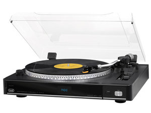 Trevi TT 1075E Gramofon HIFI encoding MP3/USB/