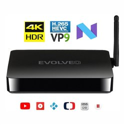 Multimediální centrum Evolveo MultiMedia Box M4, Quad Core