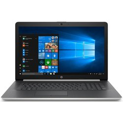 "Ntb HP 17-ca0013nc A9-9425, 8GB, 128+1000GB, 17.3"", Full HD, DVD±R/RW, AMD Radeon 530, 2GB, BT, CAM, W10 Home  - stříbrný"