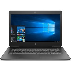 "Ntb HP Pavilion Power 17-ab402nc i7-8750H, 8GB, 128+1000GB, 17.3"", Full HD, DVD±R/RW, nVidia GTX 1050 Ti, 4GB, BT, CAM, W10 Home  - černý"
