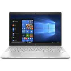 "Ntb HP Pavilion 14-ce1000nc i5-8265U, 4GB, OPT 16 GB, 1TB, 14"", Full HD, bez mechaniky, nVidia GeForce MX130, 2GB, BT, CAM, W10 Home  - stříbrný"