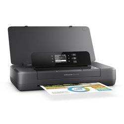 Tiskárna inkoustová HP Officejet 202 Mobile Printer A4, 10str./min, 7str./min, 1200 x 1200, 128 MB, WF, USB