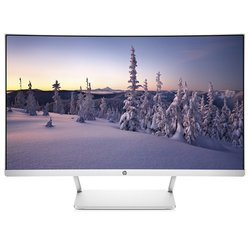 "Monitor HP 27 Curved 27"",LED, VA, 5ms, 3000:1, 300cd/m2, 1920 x 1080,DP,"