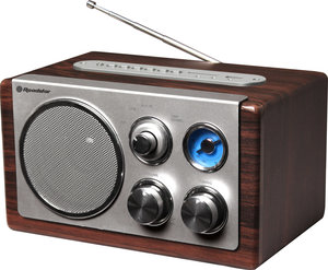 Retro rádio Roadstar HRA 1345 US/WD