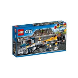 Stavebnice LEGO® CITY GREAT VEHICLES 60151 Transportér dragsteru