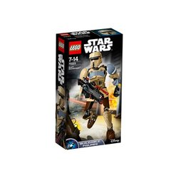 Stavebnice LEGO® STAR WARS 75523 Constraction Stormtrooper™ ze Scarifu