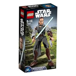 Stavebnice LEGO® CONSTRACTION STAR WARS 75528 Rey
