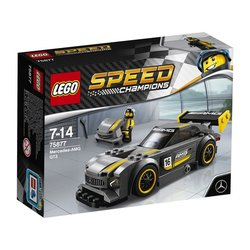 Stavebnice LEGO® SPEED CHAMPIONS 75877 Mercedes-AMG GT3