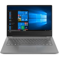 "Ntb Lenovo IdeaPad 330S-14IKB i3-7020U, 4GB, 128GB, 14"", Full HD, bez mechaniky, Intel HD 620, BT, CAM, W10 S - kovově šedá"
